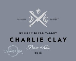 2018 Charlie Clay, Russian River Valley